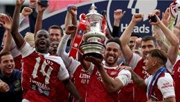 Những hình ảnh ấn tượng ngày Arsenal lần thứ 14 đăng quang FA Cup