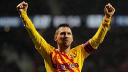 Messi tỏa sáng cuối trận, đưa Barca trở lại ngôi đầu