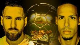 Quả bóng Vàng FIFA 2019: Lịch sử gọi tên Messi?
