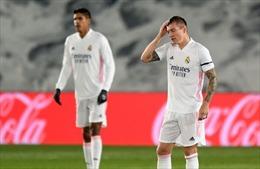Thất bại 0 - 2 trước Shakhtar Donetsk, Real Madrid rơi vào thế 'ngàn cân treo sợi tóc'