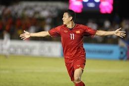 Tuyển Việt Nam bị gỡ hòa 1-1 đúng giây cuối cùng của hiệp 1