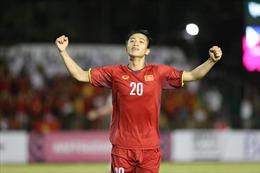 Xem bàn thắng nâng tỷ số lên 2-1 cho tuyển Việt Nam của Văn Đức
