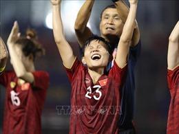 Đánh bại Myanmar, tuyển nữ Việt Nam tiến gần tấm vé dự Olympic Tokyo 2020