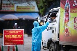 Xét nghiệm lưu động cho lái xe chở hàng hóa tại Hà Nội, Hải Phòng