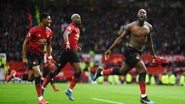 Lukaku tỏa sáng, MU vượt Arsenal vào top 4