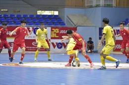 Đã xác định 4 đội vượt qua vòng loại giải vô địch quốc gia Futsal 2021