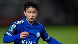 Tài năng trẻ đội Leicester muốn giúp Thái Lan thi đấu vòng loại World Cup