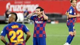 Vì đâu Barcelona ngày càng 'yếu bóng vía'?