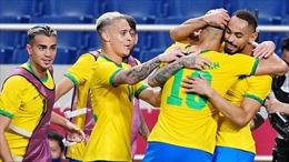 Brazil giành vé vào chơi trận chung kết Olympic thứ 3 liên tiếp