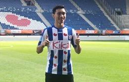 Cơ hội nào cho Văn Hậu ở SC Heerenveen?