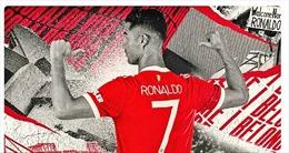 Số 7 Quỷ đỏ trở lại với Ronaldo