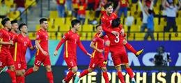Tuyển Việt Nam đã thi đấu kiên cường trước tuyển Saudi Arabia tại vòng loại thứ 3 World Cup 2022