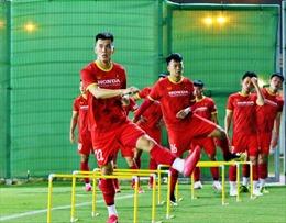 Trận đấu giữa đội tuyển Trung Quốc và đội tuyển Việt Nam không đón khán giả
