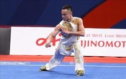 Wushu và Cử tạ giành 2 huy chương vàng trong sáng 3/12
