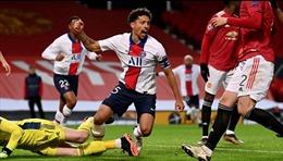 PSG 'đánh sập' Old Trafford