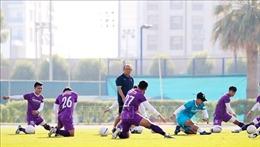 Vòng loại thứ 3 FIFA World Cup Qatar 2022: Cần một sự chuẩn bị kỹ lưỡng