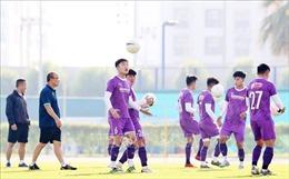 HLV Park Hang-seo sẵn sàng cùng mục tiêu của tuyển Việt Nam, U22 Việt Nam