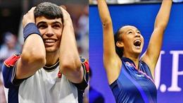 US Open 2021 đáng xem bởi những tay vợt tuổi 18