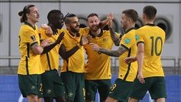 Giải mã đối thủ Australia của tuyển Việt Nam ở Vòng loại cuối World Cup 2022