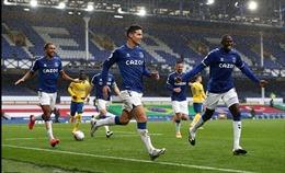 Everton bay cao tại Ngoại hạng Anh