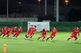 Đội tuyển Việt Nam hoàn thiện những mảnh ghép trước trận gặp đội tuyển Trung Quốc