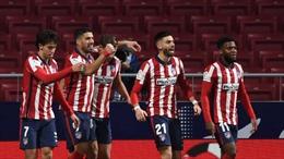 Thời cơ để Atletico Madrid hướng đến cúp bạc La Liga