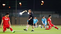 Vòng loại World Cup 2022: HLV Park Hang-seo có thể rút kinh nghiệm từ người Thái