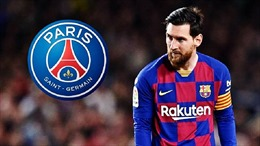 PSG đánh tiếng chiêu mộ Messi