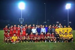 Đội tuyển Việt Nam sẵn sàng chinh phục cúp vàng AFF Suzuki Cup 2018