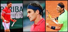 Roland Garros 2021: 'Gừng càng già càng cay'