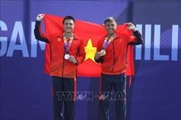 Tổng sắp huy chương SEA Games 30: Việt Nam lần đầu tụt xuống hạng 3