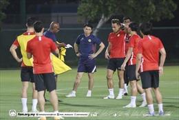 HLV Tan Cheng Hoe yêu cầu các cầu thủ Malaysia không dùng mạng xã hội