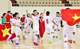 Tuyển futsal Việt Nam sẽ tập huấn tại Tây Ban Nha