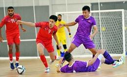 Danh sách 16 cầu thủ đội tuyển futsal Việt Nam dự FIFA Futsal World Cup 2021