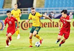 Đội tuyển Việt Nam có 2 trận đấu tìm điểm trong tháng 10