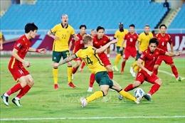 FIFA đánh giá rất cao tinh thần thi đấu của đội tuyển Việt Nam