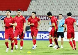 Chốt danh sách 23 cầu thủ cho trận đấu với đội tuyển Trung Quốc