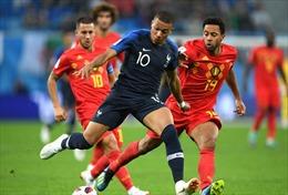 Bán kết UEFA Nations League giữa Bỉ - Pháp: Long tranh hổ đấu