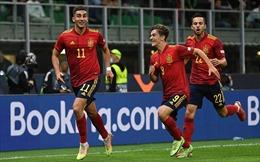 Đánh bại nhà vô địch châu Âu, Tây Ban Nha vào chung kết UEFA Nations League 2020 - 2021