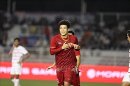 Đánh bại U22 Campuchia 4-0, U22 Việt Nam tái đấu U22 Indonesia ở chung kết