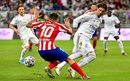 Derby thành Madrid giữa Atletico - Real Madrid: Lách qua khe cửa hẹp tại Wanda Metropolitano