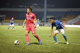 Cuối bảng xếp hạng V-League đã điền tên Sài Gòn FC