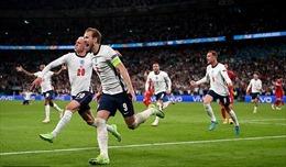 Vất vả hạ Đan Mạch, Anh đối đầu Italy ở chung kết EURO 2020
