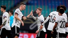Lượt trận thứ 7 vòng loại World Cup 2022 khu vực châu Âu: Cơ hội để đội tuyển Đức và tuyển Hà Lan bứt tốc