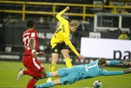 Đánh bại Dortmund, 'Hùm xám' Bayern xây chắc ngôi đầu bảng
