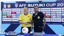 AFF Suzuki Cup 2018: 3 điểm đầu tiên cho đội tuyển Việt Nam?