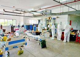 Tín hiệu vui từ những bệnh viện dã chiến ở TP Hồ Chí Minh