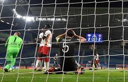 Thất bại ê chề trước RB Leipzig, MU bị loại khỏi Champions League