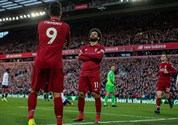 Đả bại Bournemouth 3 - 0, Liverpool trở lại ngôi đầu Ngoại hạng Anh