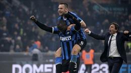 Ngược dòng kinh điển tại Giuseppe Meazza, Inter giành ngôi đầu của Juventus